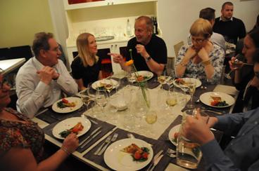 teambuilding laga mat stockholm